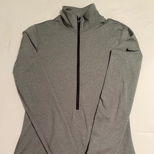 Nike thermal quarter zip